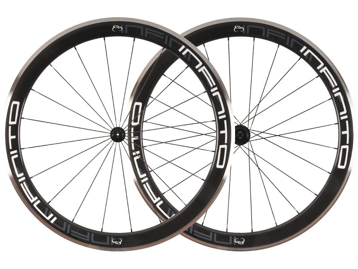 R5AC – Witte velg – Zwarte naaf – 1