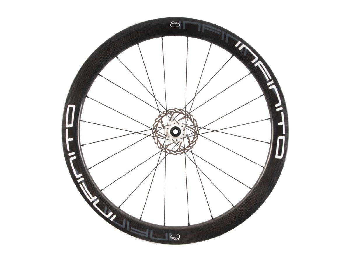 D5C – Witte velg – Witte naaf – Front – 1