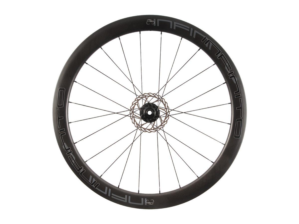 D5C – Zwarte velg – Zwarte naaf – Rear – 1