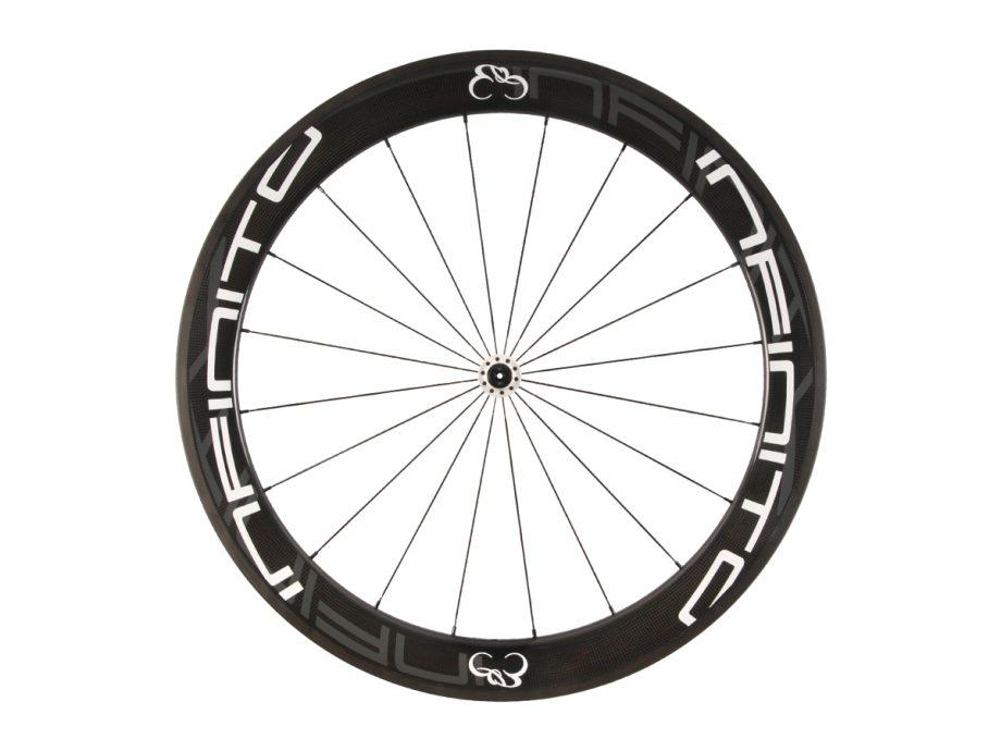 R6C – Witte velg – Witte naaf – Front – 1